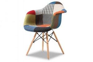 Стул PW082B patchwork - Импортёр мебели «Евростиль (ESF)»