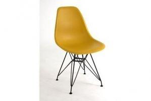 Стул с металлическим основанием РР-638-А BK-ML - Импортёр мебели «RedBlack»