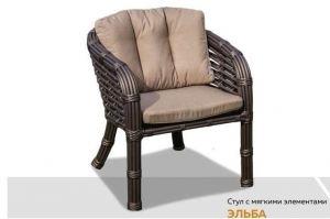 Стул с мягкими элементами Эльба - Мебельная фабрика «RAMMUS»