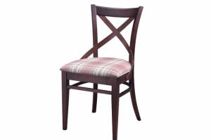 Стул с вогнутой спинкой Капри 24 - Мебельная фабрика «Декор Классик»
