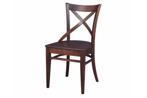 Стул с жесткой спинкой Капри 24-1 - Мебельная фабрика «Декор Классик»