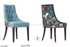 Стул SD-27 - Мебельная фабрика «Sofas&Decor»