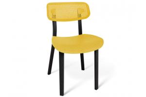 Стул SHT-S85 Желтый - Мебельная фабрика «Sheffilton»