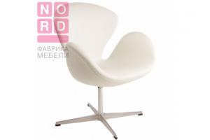 Стул Swan дизайнерский - Мебельная фабрика «Норд»