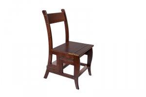 Стул-трансформер Селена средне-коричневый - Мебельная фабрика «Мебелик»