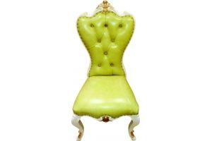 Стул Наполеон на деревянных ножках - Мебельная фабрика «Сильвия Мебель»