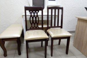 Стул из массива - Мебельная фабрика «DM - DarinaMebel»