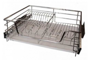 Сушилка для посуды выкатная Арт.70093 - Оптовый поставщик комплектующих «Логотаск»