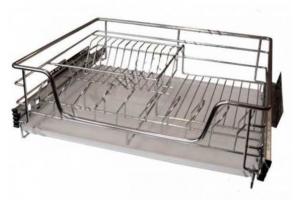 Сушилка для посуды выкатная Арт.70098 - Оптовый поставщик комплектующих «Логотаск»