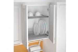 Сушка 2-х уровневая для посуды - Оптовый поставщик комплектующих «Duslar»