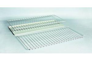 Сушка д/посуды L-40 белая Арт.07101 - Оптовый поставщик комплектующих «СБК»