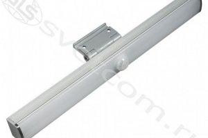 Светильник мебельный для шкофов-купе 04.004.01.412 - Оптовый поставщик комплектующих «GLS (General Lighting Systems)»