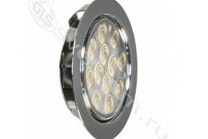 Светильник мебельный встраиваемый 444-890 - Оптовый поставщик комплектующих «GLS (General Lighting Systems)»