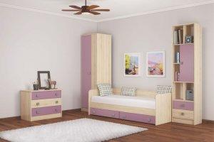 Светлая детская 1 - Мебельная фабрика «Вертикаль»