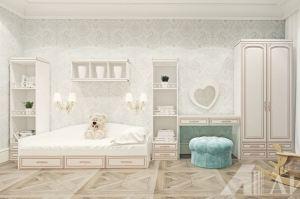 Светлая детская Джоли - Мебельная фабрика «Линда»