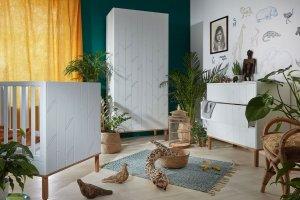 Светлая детская мебель Toteme - Импортёр мебели «Piccoly»