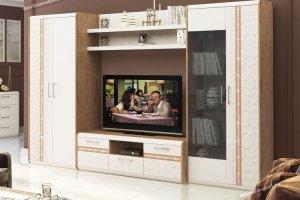 Светлая гостиная Адель - Мебельная фабрика «Витра»