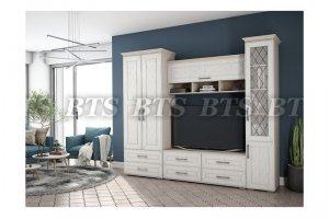 Светлая гостиная Британика - Мебельная фабрика «BTS»
