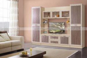 Светлая Гостиная Модерн 2 - Мебельная фабрика «Астрид-Мебель (Циркон)»