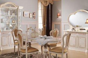 Светлая гостиная Роза - Мебельная фабрика «Диа мебель»