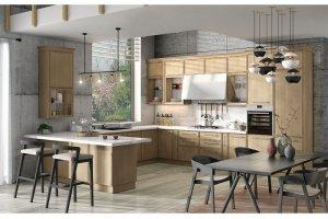 Светлая кухня Венетто - Мебельная фабрика «Командор»
