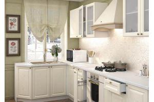 Светлая кухня Версаль - Мебельная фабрика «Сурская мебель»