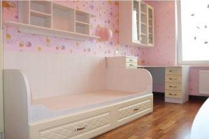 Светлая мебель для детской комнаты - Мебельная фабрика «Альянс»