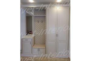 Светлая прихожая - Мебельная фабрика «Velvet-Interior»