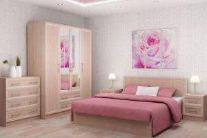 Светлая спальня - Мебельная фабрика «Люкс-С»