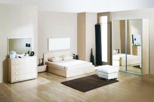 Светлая спальня - Мебельная фабрика «Святогор Мебель»