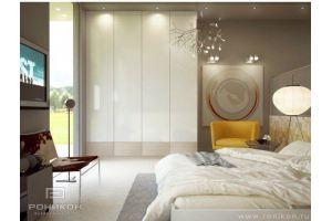 Светлая Спальня Летний день - Мебельная фабрика «Роникон»