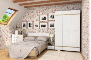 Светлая спальня Версаль - Мебельная фабрика «РОСТ»