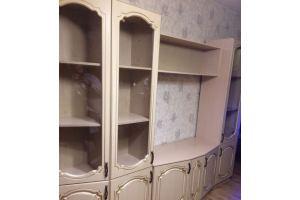 Светлая стенка в гостиную - Мебельная фабрика «Valery»