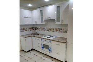 Светлая угловая кухня - Мебельная фабрика «Мебель Шик»