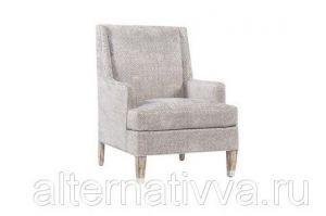 Светлое кресло AL 1 - Мебельная фабрика «Alternatиva Design»