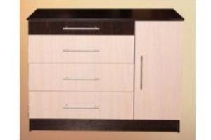 Светлый комод 1 - Мебельная фабрика «Алекс-мебель»