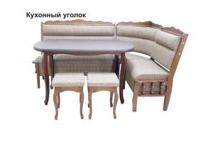Светлый кухонный уголок - Мебельная фабрика «София»