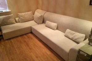 Светлый модульный диван - Мебельная фабрика «Элит-диван»
