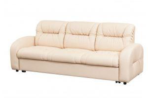 Светлый прямой диван - Мебельная фабрика «Тылибцева», г. Ижевск