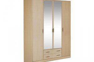 Светлый шкаф  - Мебельная фабрика «Мебель Шик»