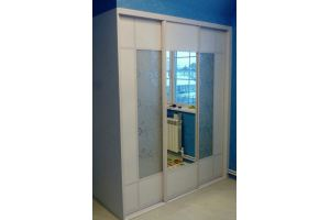 Светлый шкаф-купе - Мебельная фабрика «Проспект мебели»