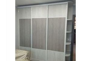 Светлый шкаф-купе - Мебельная фабрика «Альянс-АКФ»