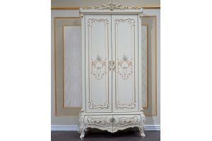 Светлый шкаф Шанель - Мебельная фабрика «Арида»