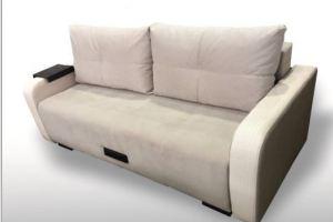 Светлый удобный диван Юджин - Мебельная фабрика «МФ МАРКИЗА»