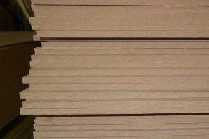 Плита МДФ Без покрытия - Оптовый поставщик комплектующих «Буманс»