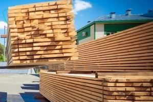 Сырая древесина - Оптовый поставщик комплектующих «Wood Side»