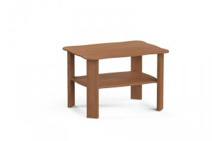 СЖ-04 стол журнальный (стацион.опоры) - Мебельная фабрика «Милайн»