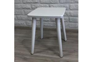 Табурет белый Лофт - Мебельная фабрика «Долорес»