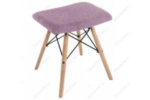 Табурет Ben light purple - Импортёр мебели «Woodville»