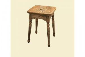 Табурет дубовый Подарочный - Мебельная фабрика «Лорес»